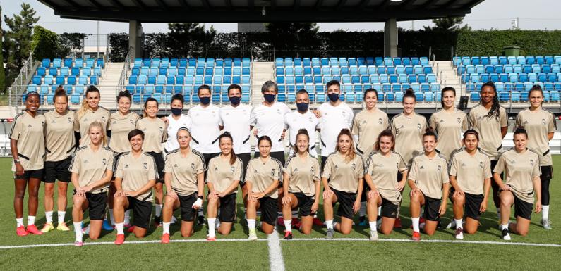 Primera Iberdrola   El Real Madrid Femenino completa su primer entrenamiento