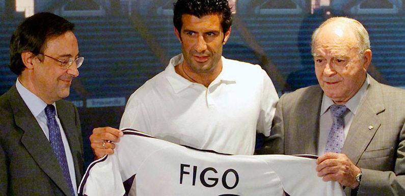 Apuntes de la Historia | 20 años del fichaje de Luis Figo
