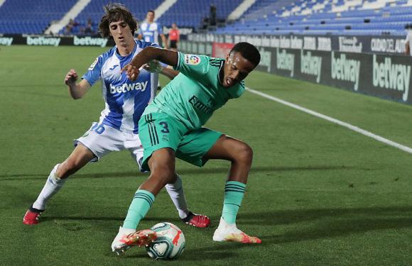 Calificaciones Blancas | Leganés 2-2 Real Madrid