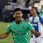 asensio gol real madrid leganés liga 2020