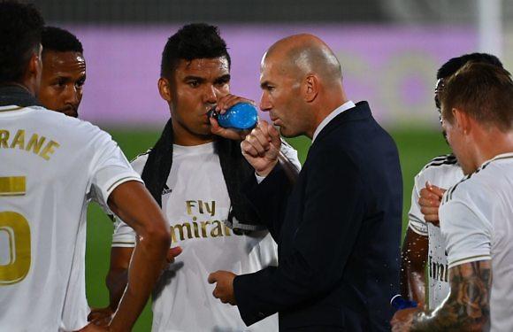 El Real Madrid comienza la Liga con tres 'reales'
