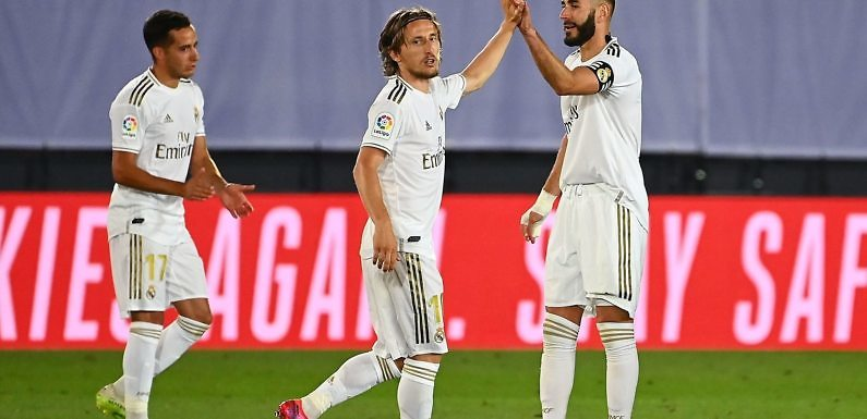 Calificaciones Blancas | Real Madrid 2-0 Deportivo Alavés