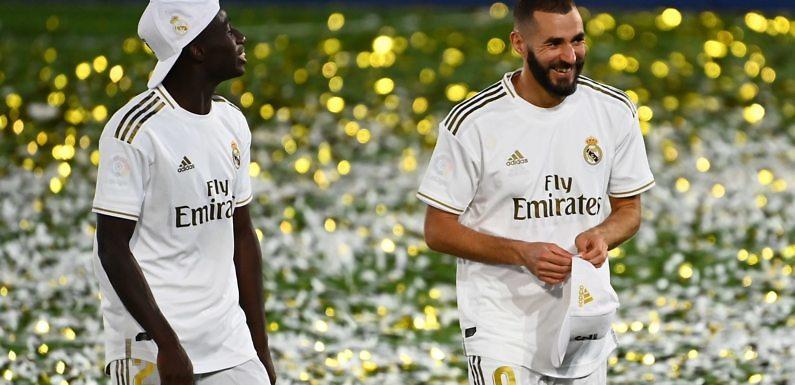 Posible Alineación del Real Madrid frente al Leganés
