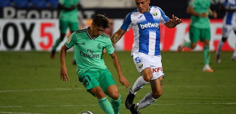 OFICIAL: Brahim, cedido al Milan las dos próximas temporadas
