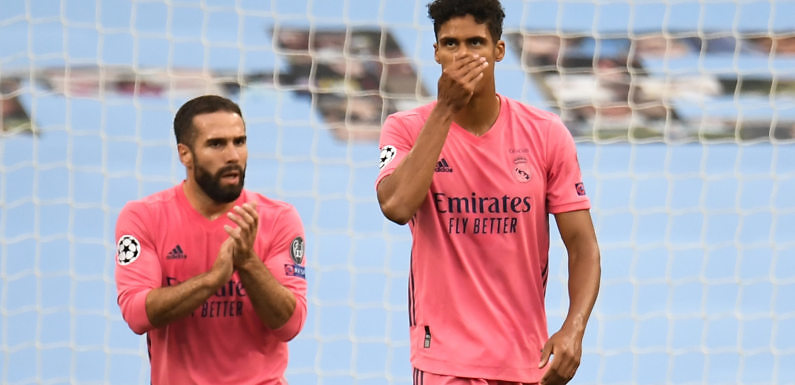 Calificaciones Blancas   Manchester City 2-1 Real Madrid