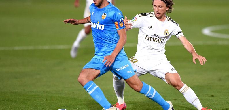 Mirada Blanca | Macroinforme defensivo del Real Madrid (II)
