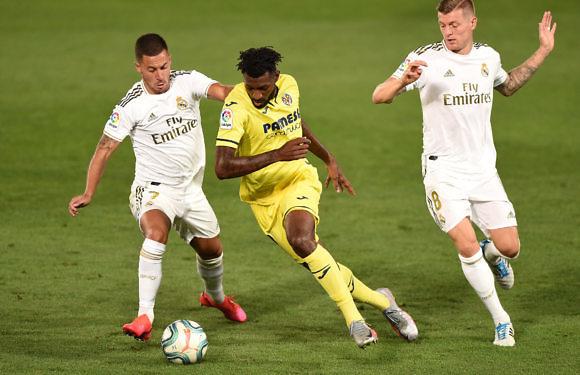 Mirada Blanca | Macroinforme defensivo del Real Madrid (I)