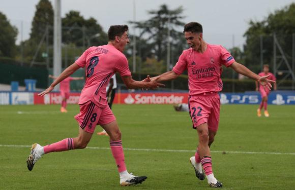 La Fábrica | Sergio Arribas (Real Madrid Castilla)