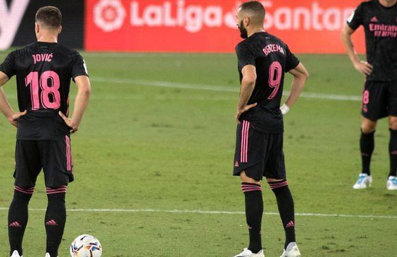 Posible Alineación del Real Madrid frente al Real Valladolid