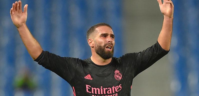 Posible Alineación del Real Madrid ante el Real Betis