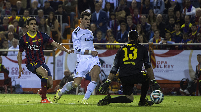 bale gol final copa barcelona