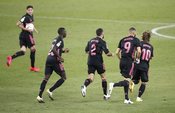 Calificaciones Blancas | Real Betis 2-3 Real Madrid
