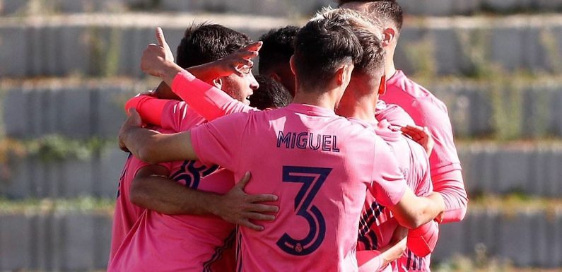 RM Castilla   Gran inicio de temporada (1-2)