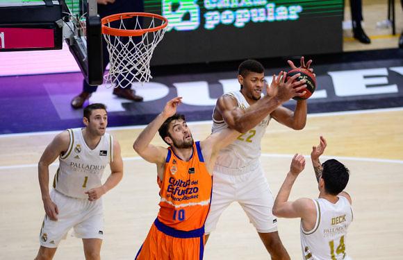 Previa Euroliga   Madrid y Valencia se ven las caras de nuevo