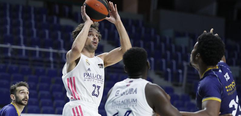 Liga Endesa   El Madrid coge sensaciones defensivas de cara al Palau
