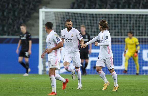 Previa  Real Madrid – Borussia Mönchengladbach  Partido en el Di Stéfano a vida o muerte