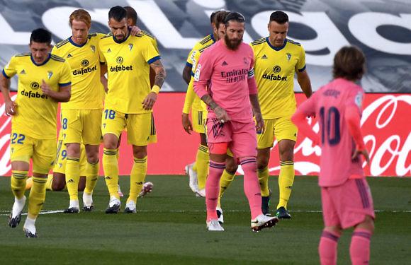 Crónica Real | Lo mejor fue el resultado (0-1)
