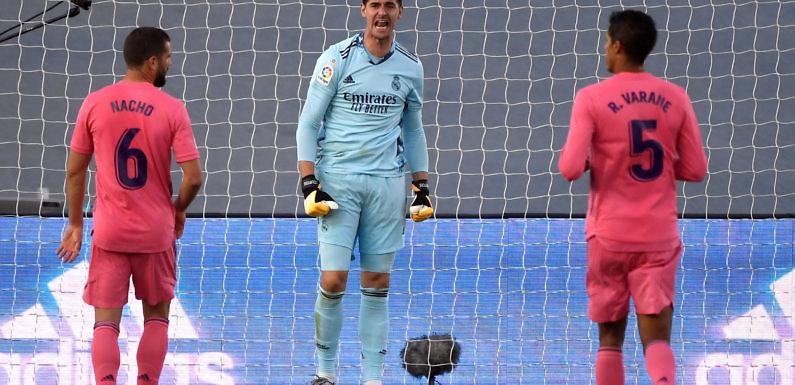 Calificaciones Blancas | Real Madrid 0-1 Cádiz CF