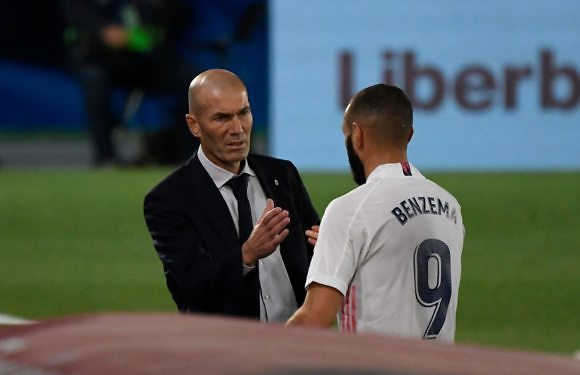 Posible Alineación del Real Madrid frente al Levante