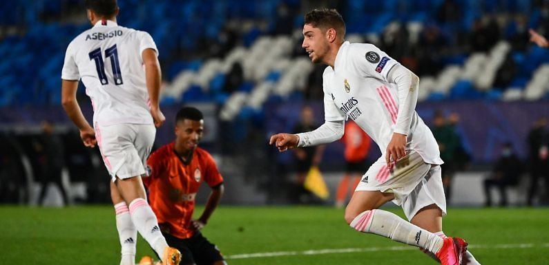 Calificaciones Blancas | Real Madrid 2-3 Shakhtar Donetsk