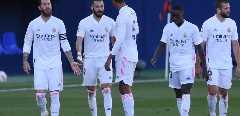 Calificaciones Blancas | UD Levante 0-2 Real Madrid