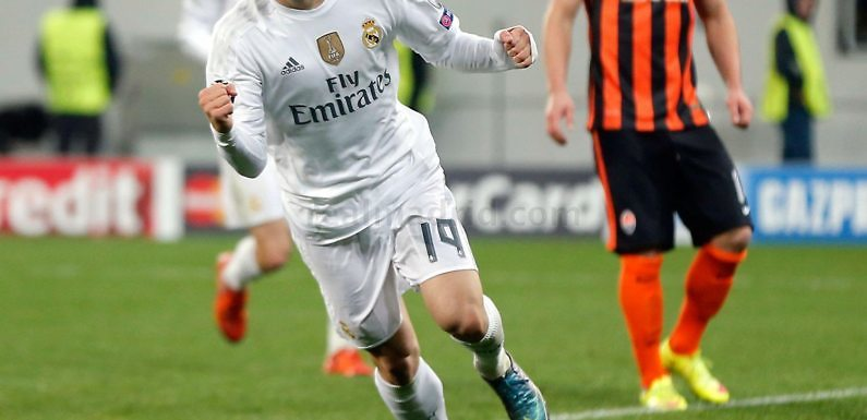 Previa Real Madrid –  Shaktar Donestk | Partido para olvidar lo pasado
