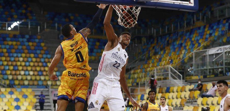Liga Endesa | Recuperando sensaciones frente al Gran Canaria (65-90)