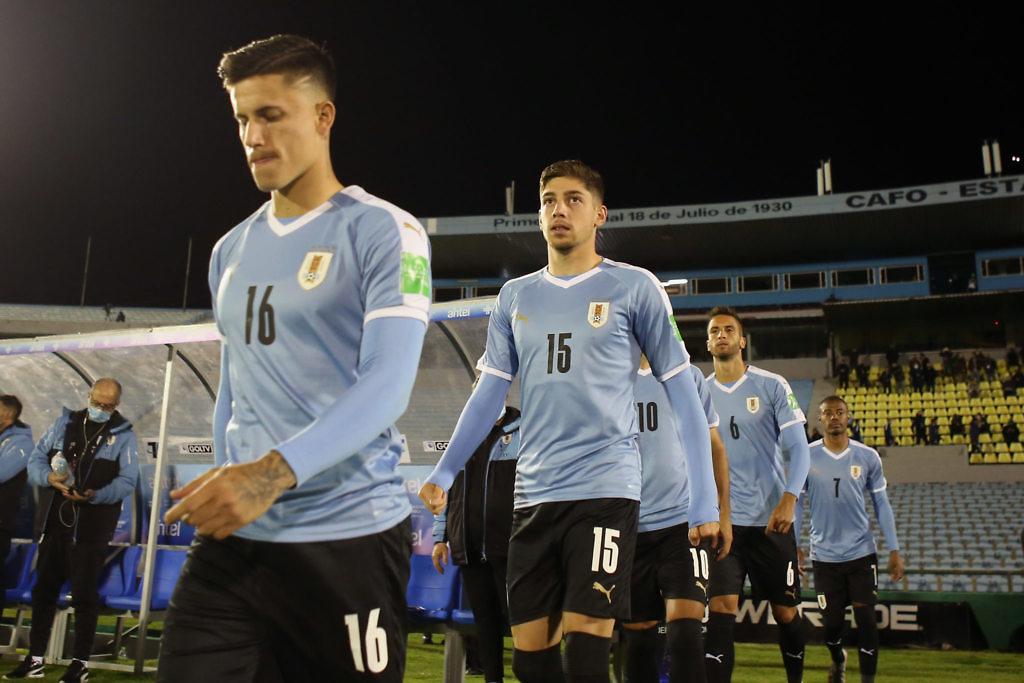 fede valverde uruguay