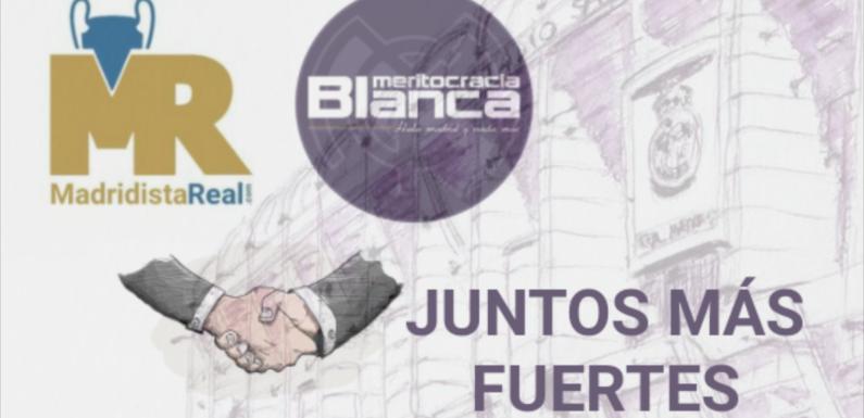 MadridistaReal suma una nueva voz madridista a su proyecto: Meritocracia Blanca