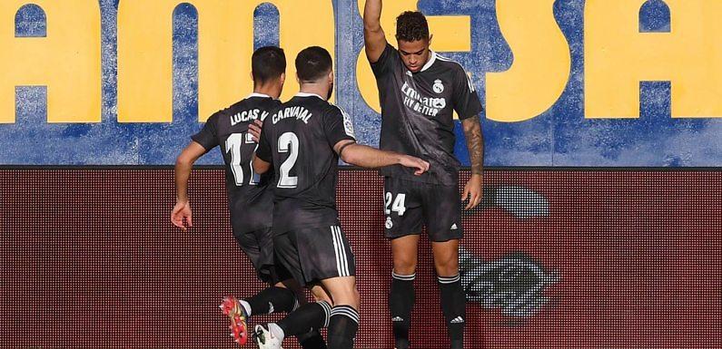 Calificaciones Blancas | Villareal CF 1-1 Real Madrid