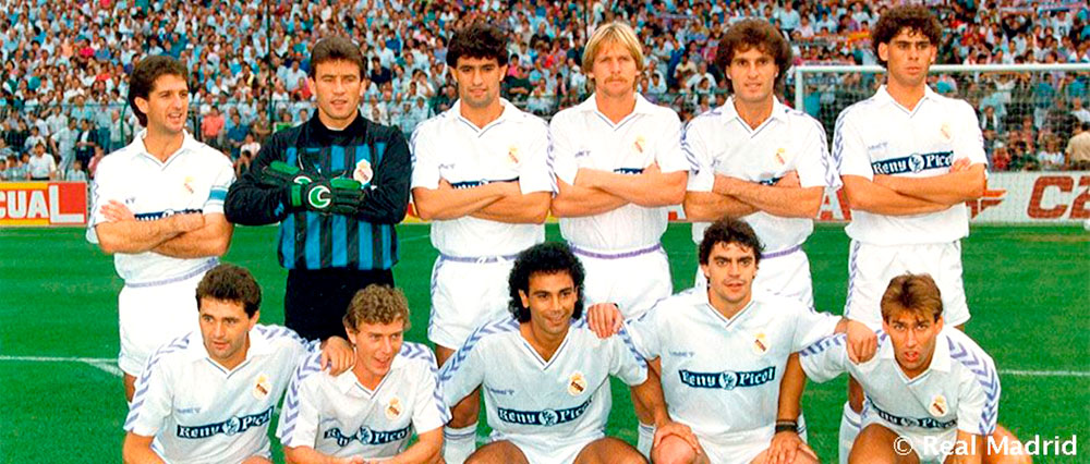 toshack real madrid