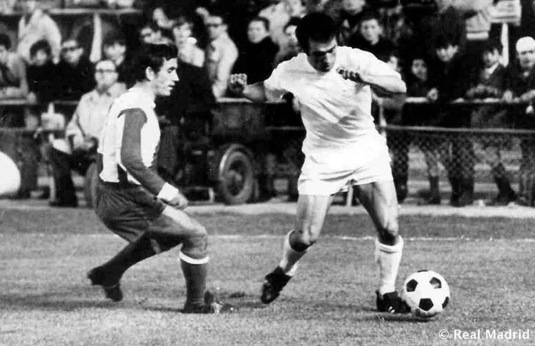 amancio amaro real madrid