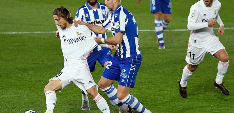 Crónica Real | Real Madrid – Alavés: Robo, decepción y pena
