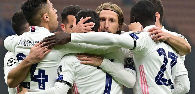 Calificaciones Blancas | Inter de Milán 0 – 2 Real Madrid