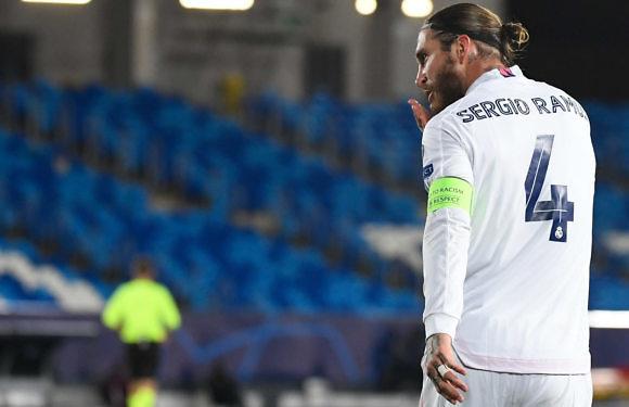 Sergio Ramos, 100 goles como madridista