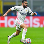dani carvajal real madrid inter