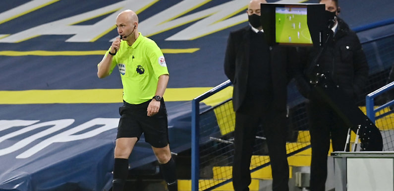 Anthony Taylor arbitrará el Inter de Milán – Real Madrid