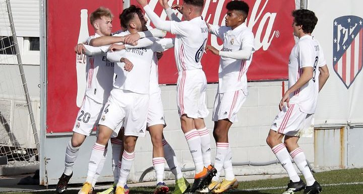 Real Madrid Castilla | El Castilla se lleva el derbi a última hora (1-2)