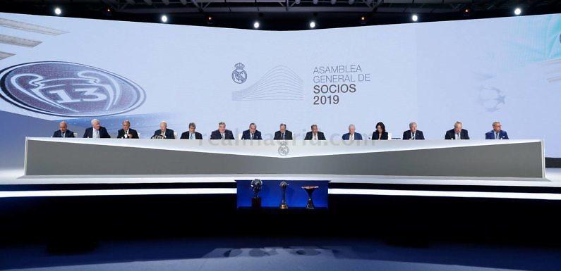 El Real Madrid cierra el ejercicio 2019/2020 con un superávit de 313.000 euros