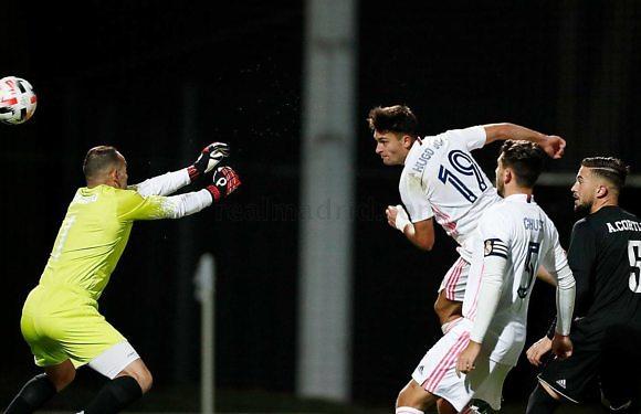 RM Castilla | Doloroso empate en el último minuto (2-2)