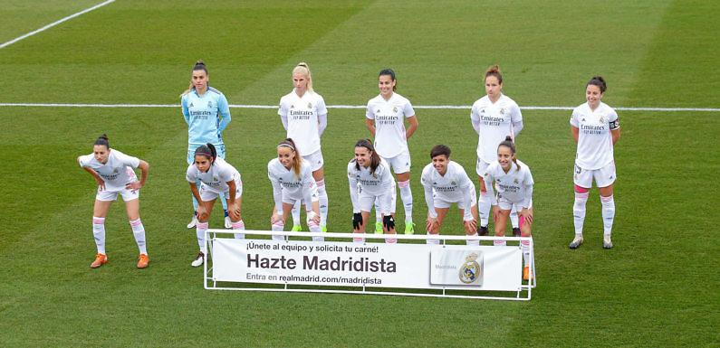 Real Madrid Femenino   Derrota en el primer derby madrileño (0-1)