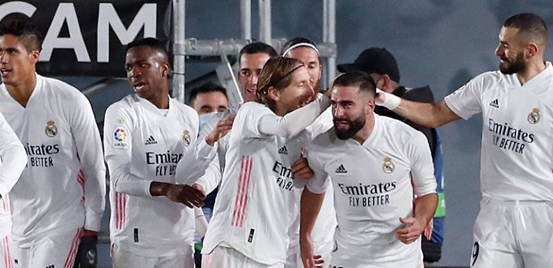 Crónica Real | El Madrid de las grandes noches (2-0)