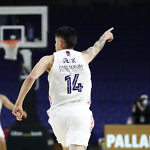 gabriel deck real madrid unicaja acb