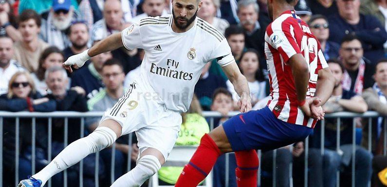Previa Real Madrid – Atlético de Madrid | Derbi como verdadero termómetro merengue