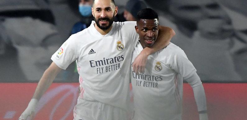 Posible Alineación del Real Madrid frente al Elche