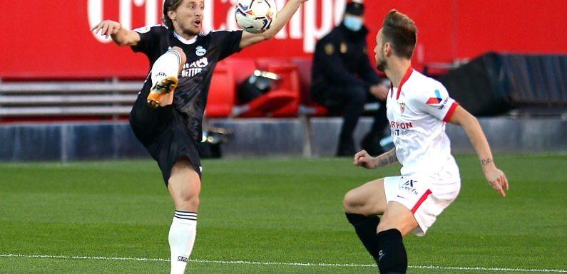 Calificaciones Blancas | Sevilla FC 0-1 Real Madrid