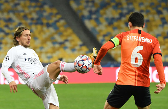 Calificaciones Blancas | Shakhtar 2-0 Real Madrid