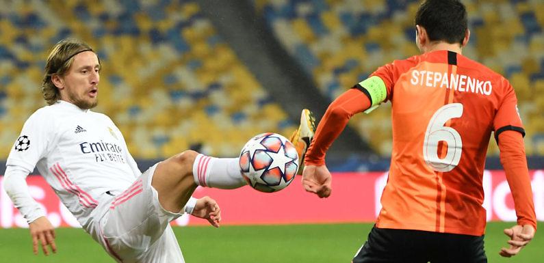 Calificaciones Blancas | Shakhtar 2-0 Real Madrid