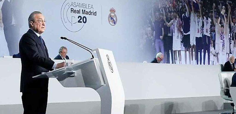 Florentino Pérez tiene razón (I): El maldito relato y el maltrato sistemático al Real Madrid