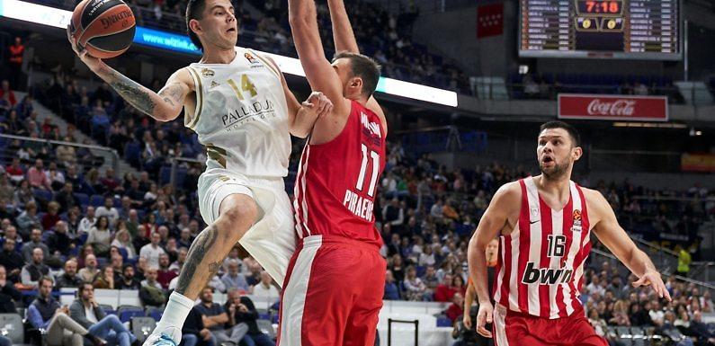 Previa Euroliga | El Madrid desembarca en el Pireo